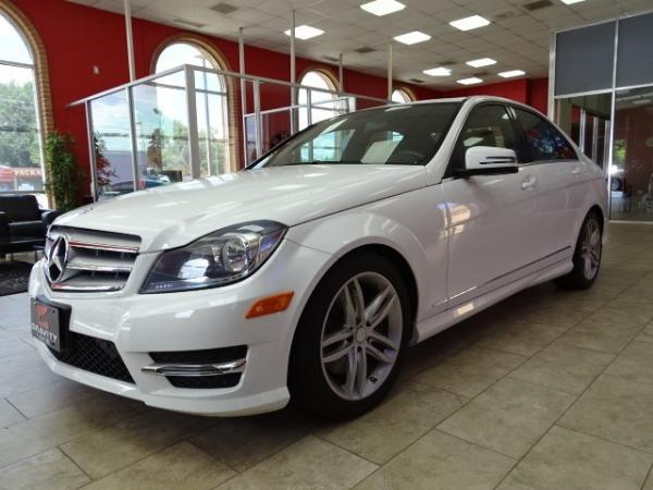Used 2013 Mercedes-Benz C-Class C300 Sport for sale Sold at Gravity Autos in Roswell GA 30076 3