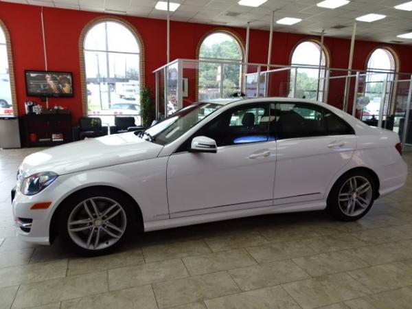 Used 2013 Mercedes-Benz C-Class C300 Sport for sale Sold at Gravity Autos in Roswell GA 30076 4