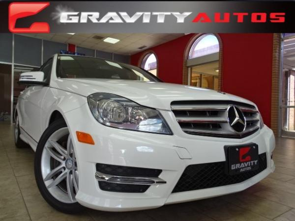 Used 2013 Mercedes-Benz C-Class C300 Sport for sale Sold at Gravity Autos in Roswell GA 30076 1