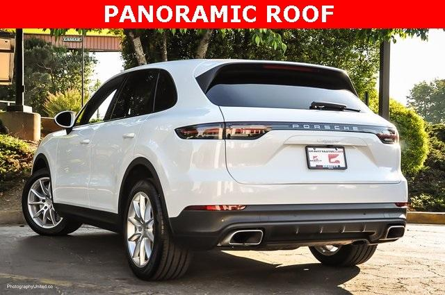Used 2019 Porsche Cayenne Base for sale $65,795 at Gravity Autos Atlanta in Chamblee GA 30341 3