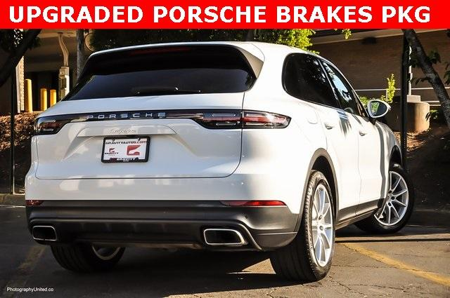 Used 2019 Porsche Cayenne Base for sale $65,795 at Gravity Autos Atlanta in Chamblee GA 30341 4
