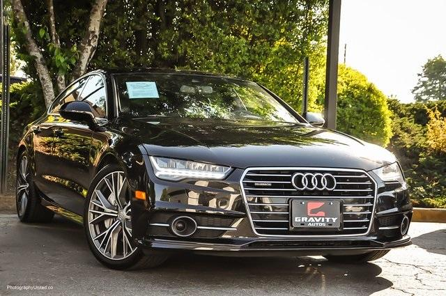 Used 2018 Audi A7 3.0T Premium Plus for sale Sold at Gravity Autos Atlanta in Chamblee GA 30341 2