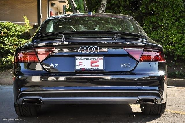 Used 2018 Audi A7 3.0T Premium Plus for sale Sold at Gravity Autos Atlanta in Chamblee GA 30341 5