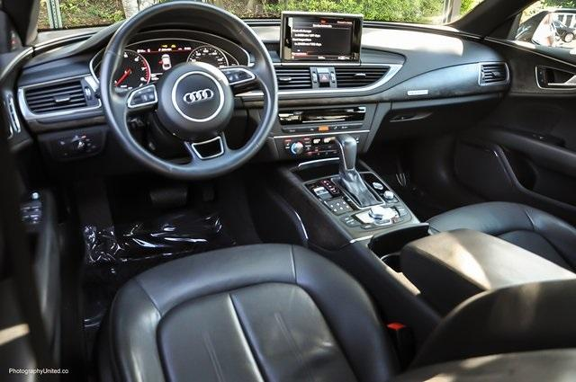 Used 2018 Audi A7 3.0T Premium Plus for sale Sold at Gravity Autos Atlanta in Chamblee GA 30341 7