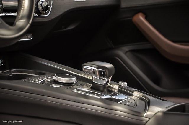 Used 2018 Audi A5 2.0T Premium Plus for sale $32,495 at Gravity Autos Atlanta in Chamblee GA 30341 10