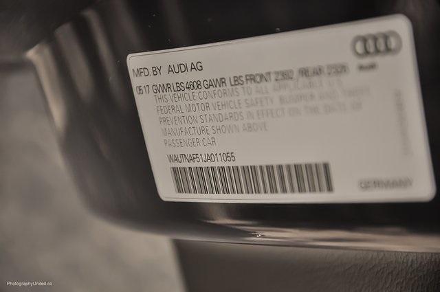 Used 2018 Audi A5 2.0T Premium Plus for sale $32,495 at Gravity Autos Atlanta in Chamblee GA 30341 26