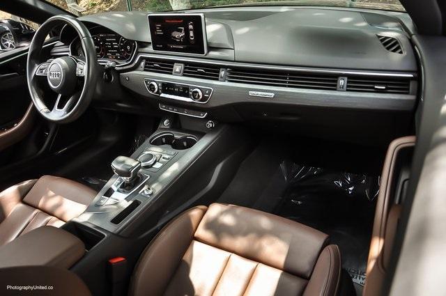 Used 2018 Audi A5 2.0T Premium Plus for sale $32,495 at Gravity Autos Atlanta in Chamblee GA 30341 8