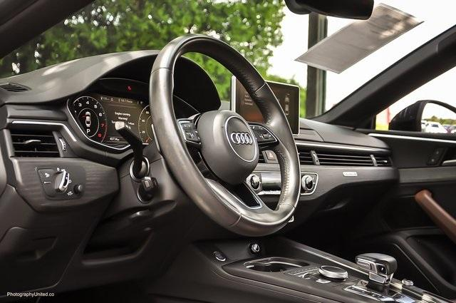 Used 2018 Audi A5 2.0T Premium Plus for sale $32,495 at Gravity Autos Atlanta in Chamblee GA 30341 9