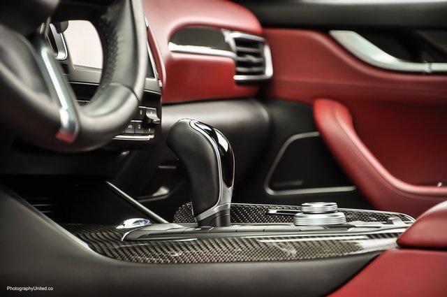Used 2017 Maserati Levante S for sale Sold at Gravity Autos Atlanta in Chamblee GA 30341 10