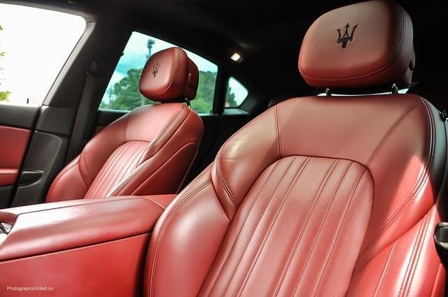 Used 2017 Maserati Levante S for sale Sold at Gravity Autos Atlanta in Chamblee GA 30341 11