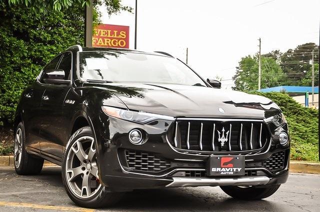 Used 2017 Maserati Levante S for sale Sold at Gravity Autos Atlanta in Chamblee GA 30341 2