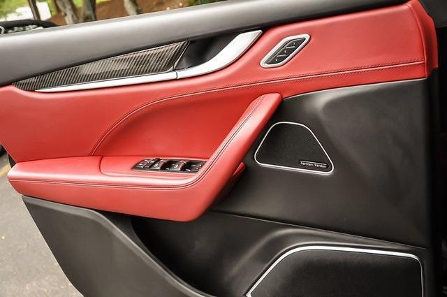 Used 2017 Maserati Levante S for sale Sold at Gravity Autos Atlanta in Chamblee GA 30341 24