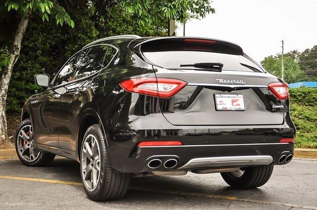 Used 2017 Maserati Levante S for sale Sold at Gravity Autos Atlanta in Chamblee GA 30341 3