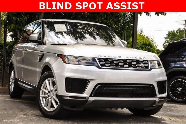 Used 2018 Land Rover Range Rover Sport SE for sale $58,595 at Gravity Autos Atlanta in Chamblee GA 30341 2