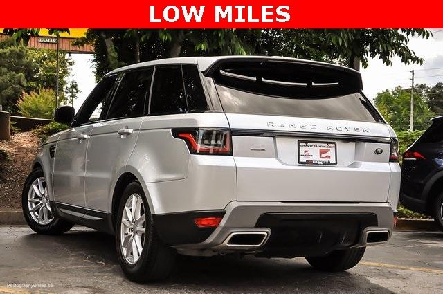 Used 2018 Land Rover Range Rover Sport SE for sale $58,595 at Gravity Autos Atlanta in Chamblee GA 30341 3