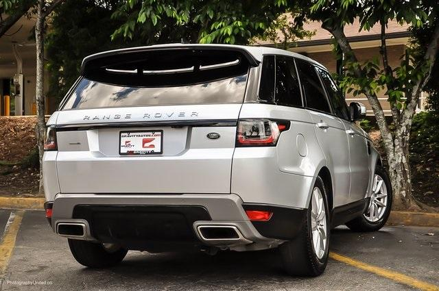 Used 2018 Land Rover Range Rover Sport SE for sale $58,595 at Gravity Autos Atlanta in Chamblee GA 30341 4