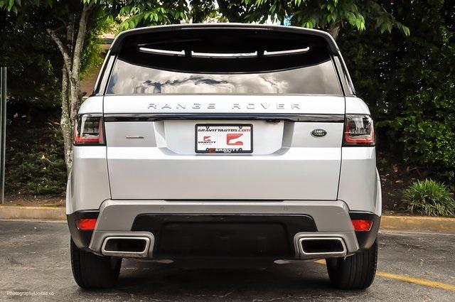 Used 2018 Land Rover Range Rover Sport SE for sale $58,595 at Gravity Autos Atlanta in Chamblee GA 30341 5