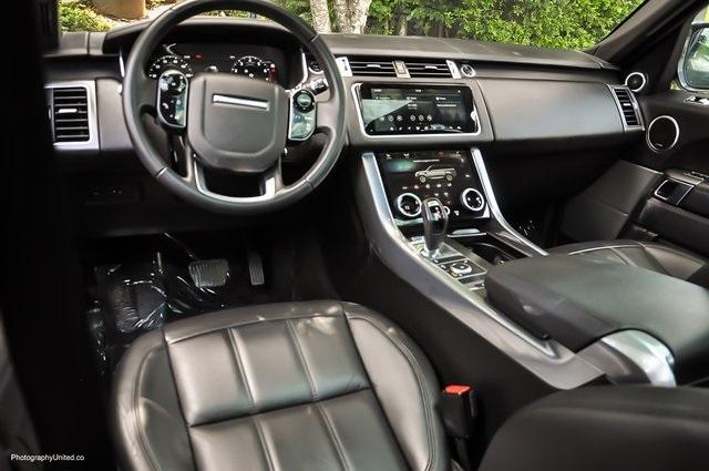 Used 2018 Land Rover Range Rover Sport SE for sale $58,595 at Gravity Autos Atlanta in Chamblee GA 30341 7