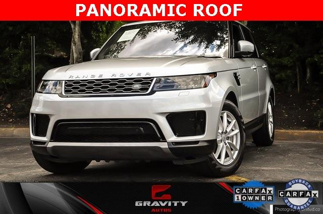 Used 2018 Land Rover Range Rover Sport SE for sale $58,595 at Gravity Autos Atlanta in Chamblee GA 30341 1