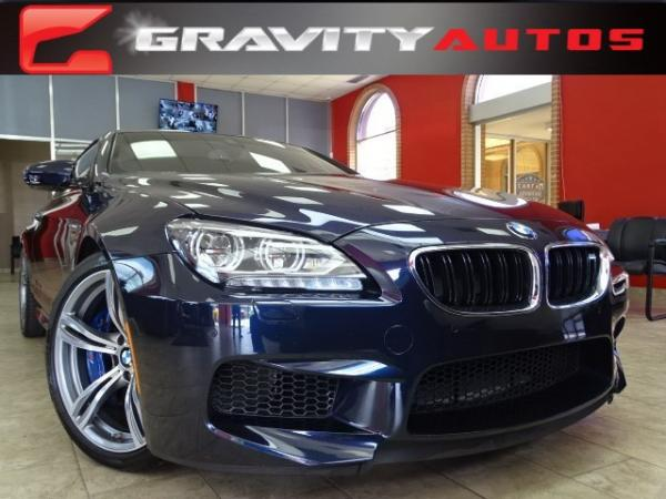 Used 2013 BMW M6 for sale Sold at Gravity Autos in Roswell GA 30076 1