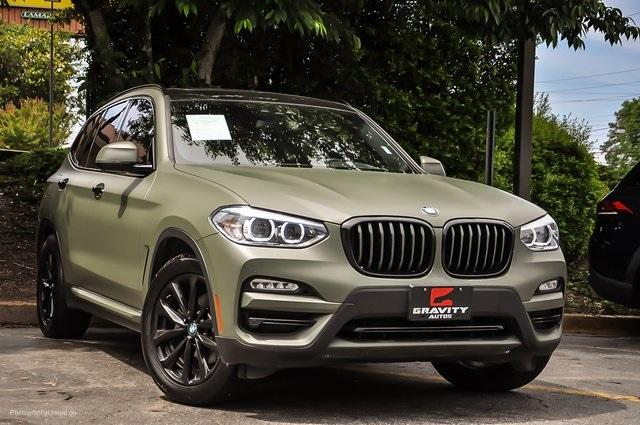 Used 2019 BMW X3 sDrive30i for sale Sold at Gravity Autos Atlanta in Chamblee GA 30341 2
