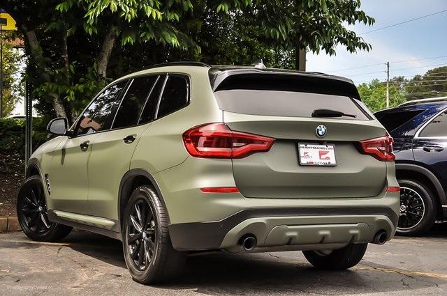 Used 2019 BMW X3 sDrive30i for sale Sold at Gravity Autos Atlanta in Chamblee GA 30341 3