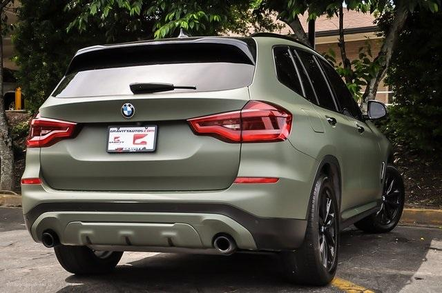 Used 2019 BMW X3 sDrive30i for sale Sold at Gravity Autos Atlanta in Chamblee GA 30341 4