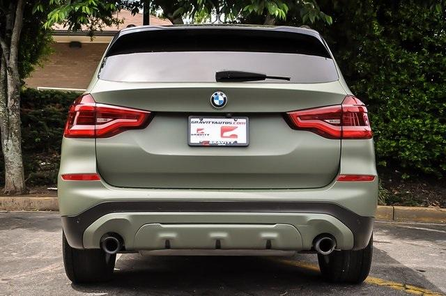 Used 2019 BMW X3 sDrive30i for sale Sold at Gravity Autos Atlanta in Chamblee GA 30341 5