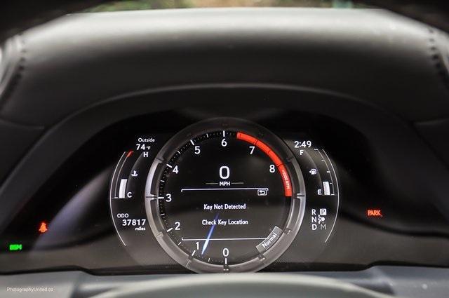 Used 2018 Lexus LS 500 F Sport for sale $60,695 at Gravity Autos Atlanta in Chamblee GA 30341 11