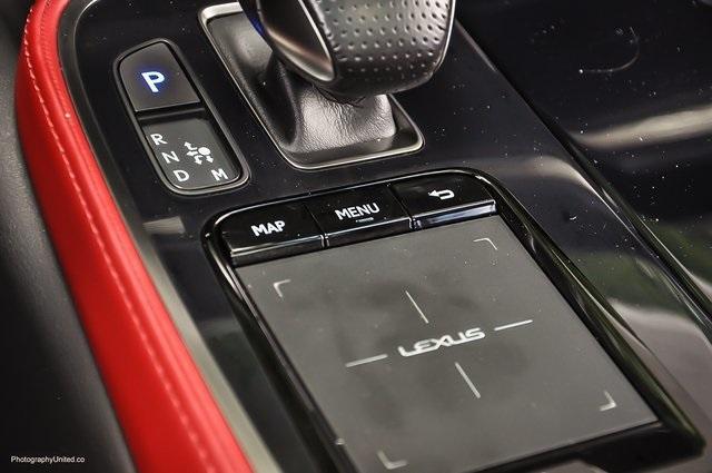 Used 2018 Lexus LS 500 F Sport for sale $60,695 at Gravity Autos Atlanta in Chamblee GA 30341 13