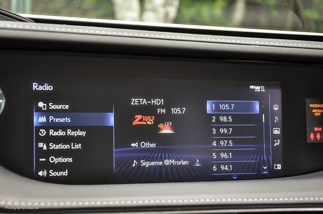 Used 2018 Lexus LS 500 F Sport for sale $60,695 at Gravity Autos Atlanta in Chamblee GA 30341 16