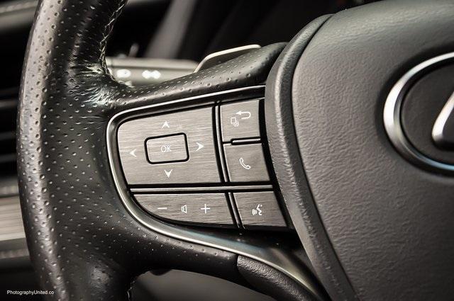 Used 2018 Lexus LS 500 F Sport for sale $60,695 at Gravity Autos Atlanta in Chamblee GA 30341 22