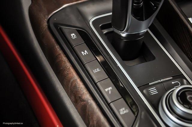 Used 2017 Maserati Levante S for sale Sold at Gravity Autos Atlanta in Chamblee GA 30341 13