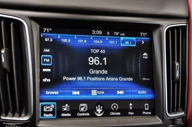 Used 2017 Maserati Levante S for sale Sold at Gravity Autos Atlanta in Chamblee GA 30341 19