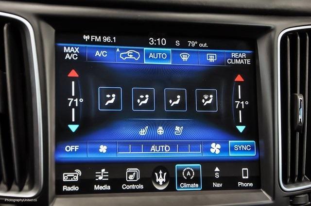 Used 2017 Maserati Levante S for sale Sold at Gravity Autos Atlanta in Chamblee GA 30341 21