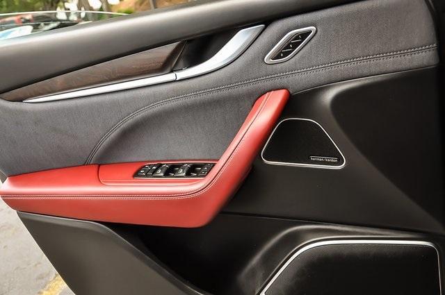 Used 2017 Maserati Levante S for sale Sold at Gravity Autos Atlanta in Chamblee GA 30341 26