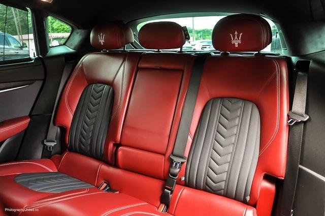 Used 2017 Maserati Levante S for sale Sold at Gravity Autos Atlanta in Chamblee GA 30341 31