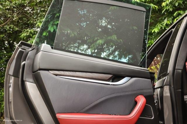Used 2017 Maserati Levante S for sale Sold at Gravity Autos Atlanta in Chamblee GA 30341 34