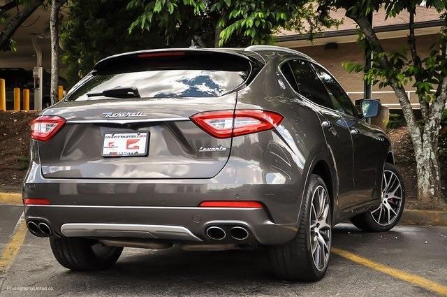Used 2017 Maserati Levante S for sale Sold at Gravity Autos Atlanta in Chamblee GA 30341 4