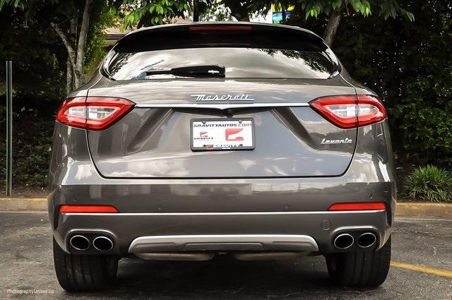 Used 2017 Maserati Levante S for sale Sold at Gravity Autos Atlanta in Chamblee GA 30341 5