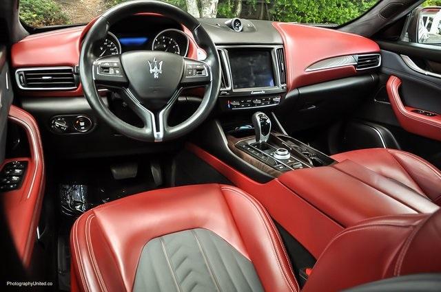 Used 2017 Maserati Levante S for sale Sold at Gravity Autos Atlanta in Chamblee GA 30341 7
