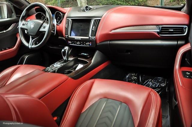 Used 2017 Maserati Levante S for sale Sold at Gravity Autos Atlanta in Chamblee GA 30341 8