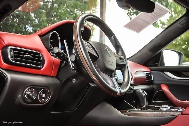 Used 2017 Maserati Levante S for sale Sold at Gravity Autos Atlanta in Chamblee GA 30341 9