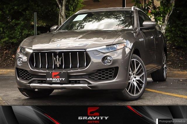 Used 2017 Maserati Levante S for sale Sold at Gravity Autos Atlanta in Chamblee GA 30341 1
