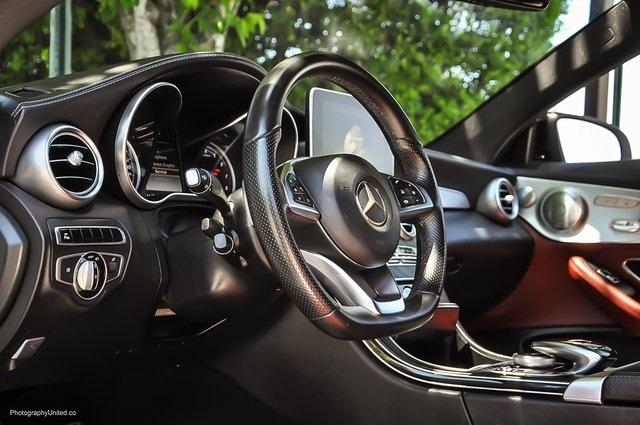 Used 2017 Mercedes-Benz C-Class C 300 for sale Sold at Gravity Autos Atlanta in Chamblee GA 30341 9