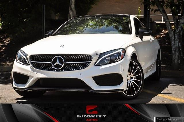 Used 2017 Mercedes-Benz C-Class C 300 for sale Sold at Gravity Autos Atlanta in Chamblee GA 30341 1