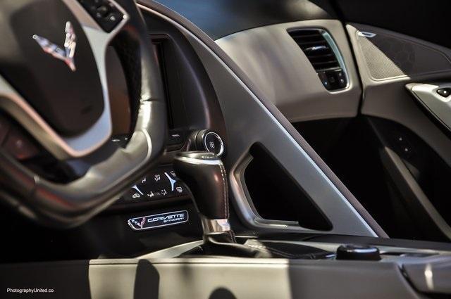 Used 2017 Chevrolet Corvette Stingray for sale Sold at Gravity Autos Atlanta in Chamblee GA 30341 11