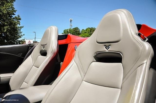 Used 2017 Chevrolet Corvette Stingray for sale Sold at Gravity Autos Atlanta in Chamblee GA 30341 12