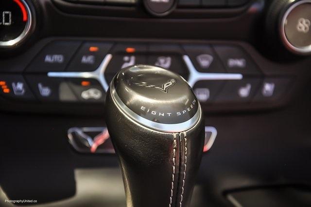 Used 2017 Chevrolet Corvette Stingray for sale Sold at Gravity Autos Atlanta in Chamblee GA 30341 16