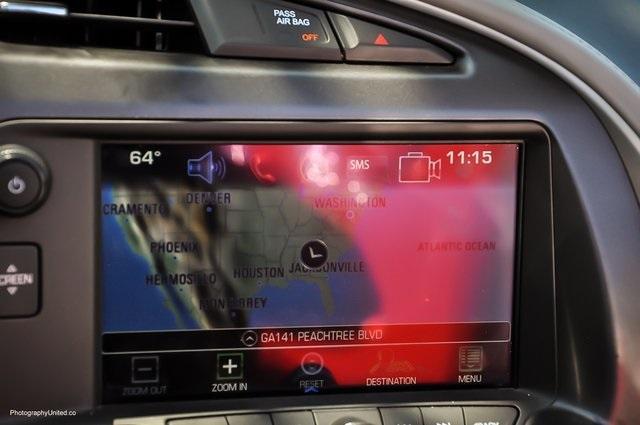 Used 2017 Chevrolet Corvette Stingray for sale Sold at Gravity Autos Atlanta in Chamblee GA 30341 20